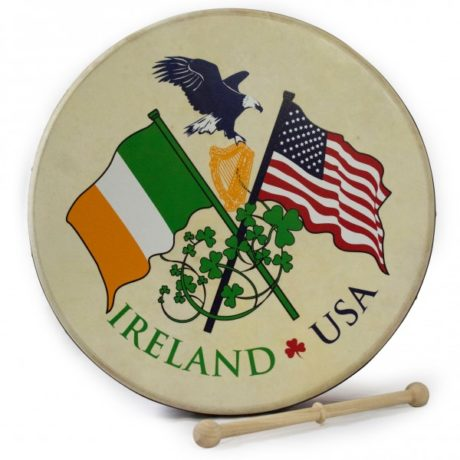 Cross Flag Bodhran 10awal Rs1001 2 1