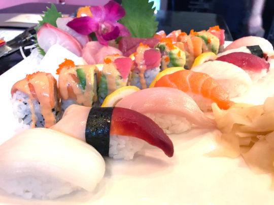 Omv Pinkbasil Sushi Fb