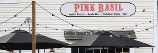 Pink Basil Building